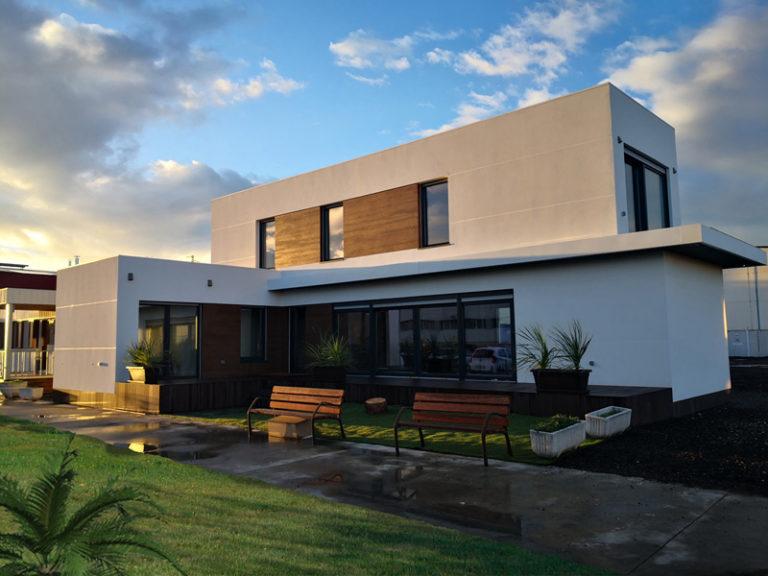 fachada-casa-pasiva-Modelo Ter